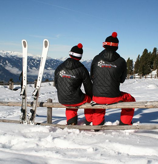 Ski courses for beginners and advanced learners